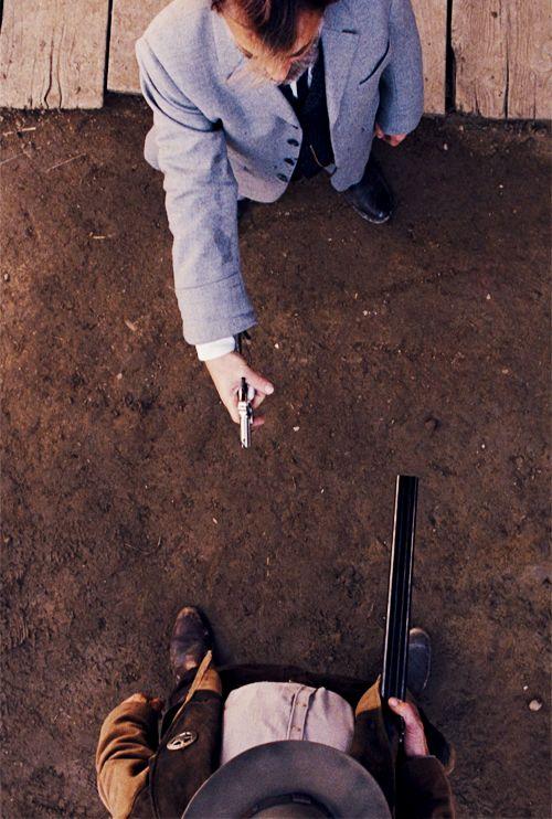Django sin cadenas (Django Unchained) 2012. Jamie Foxx, Leonardo DiCaprio y Christoph Waltz