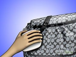 Clean a Coach Purse - wikiHow