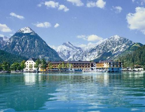 Cruise on world famous Lake Achen.