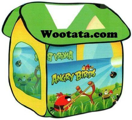 Toko Tenda Anak Angry Birds di Bandung (Dengan gambar