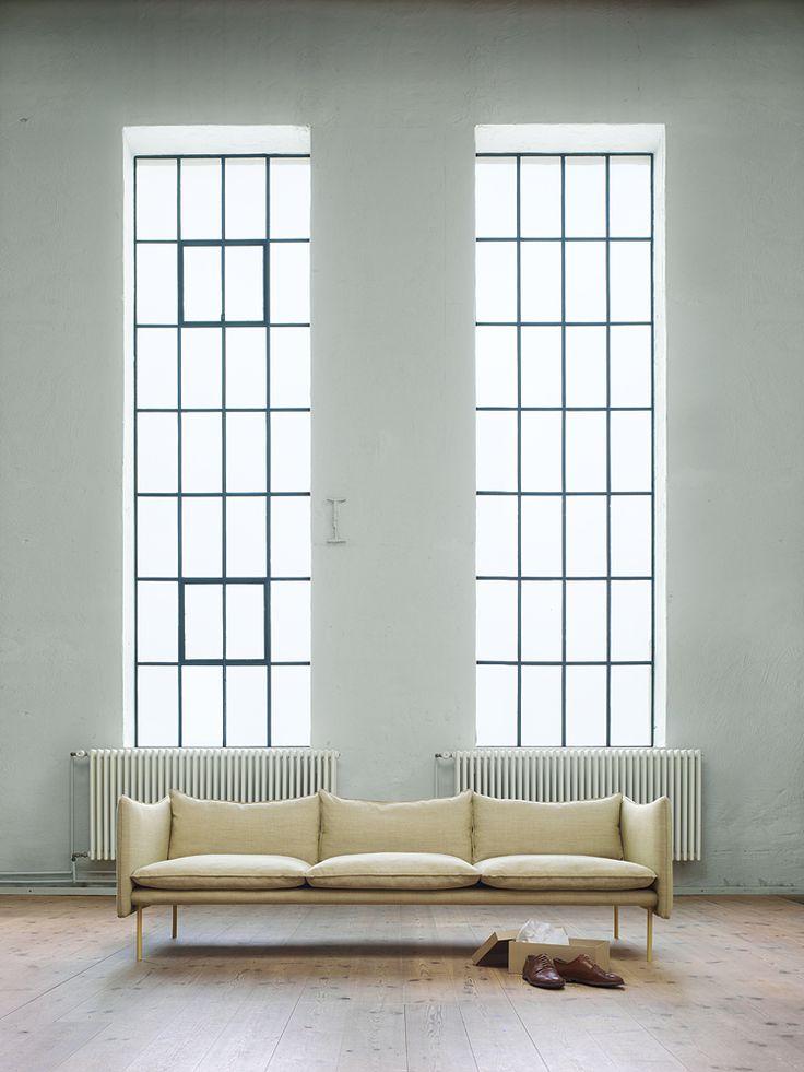 Mullion. Windows. Floor to ceiling. Living space.