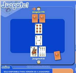 Truco Argentino - Juegos Online Multijugador Gratis Juegate.com
