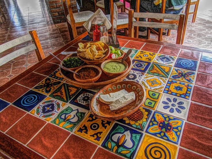 Angelita's excellent restaurant in Las Varas, Nayarit: Las Varas, Las Vara Nayarit
