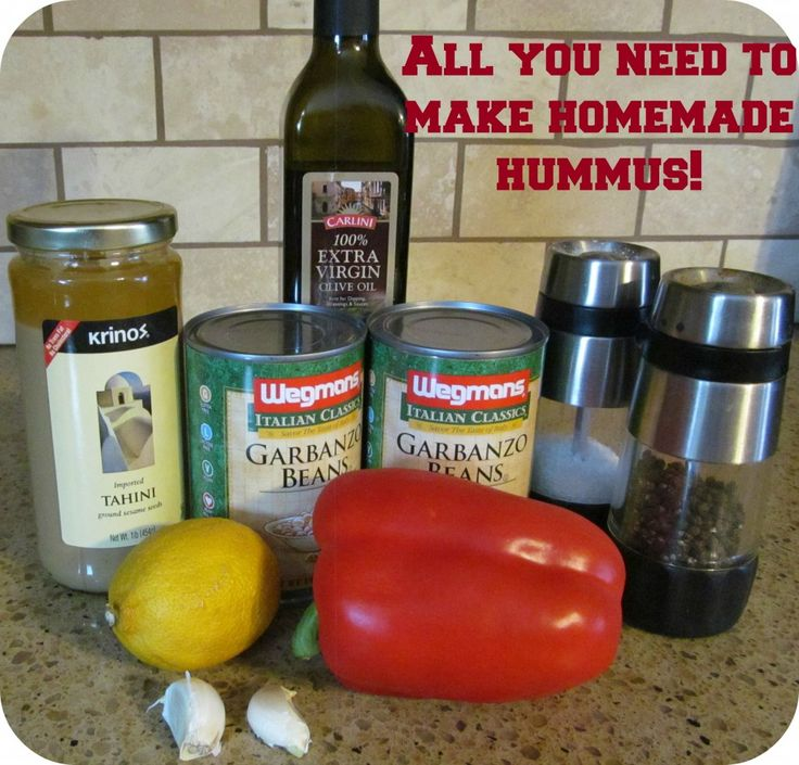 Learn how to make healthy homemade hummus with these simple tips and recipe.