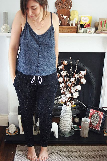 Hudson pants by What Katie Does, via Flickr