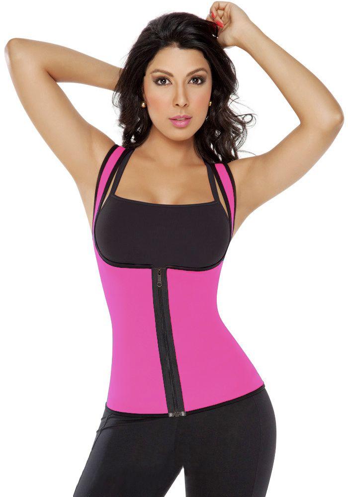 e8e8edb1762 ... waist trainers.  12 Sauna fit Slimming Thermal Neoprene vest