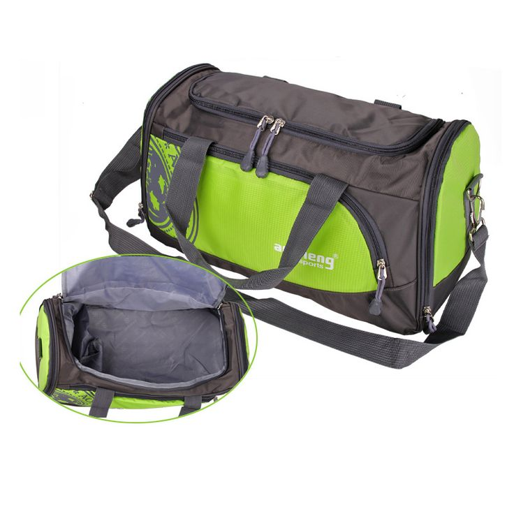 Women Large Size Sport Bags Men Fitness Waterproof Bag 2016 Hot Sale Nylon Outdoor Unisex Portable Gym Training Bag GS-HAC007