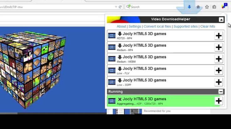 Video DownloadHelper 5