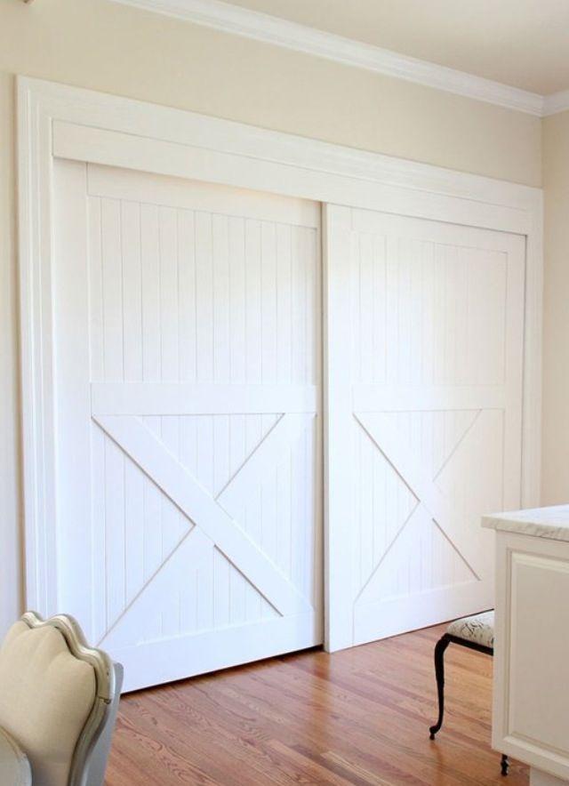 Bypass Closet Doors Home Decor Pinterest Closet