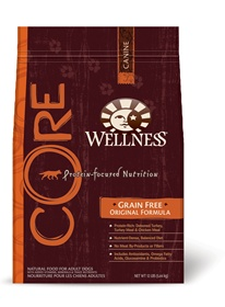 Wellness Core is a great dog, high quality dog food.  Lucy has been eating it since May 2011 and she loves it.