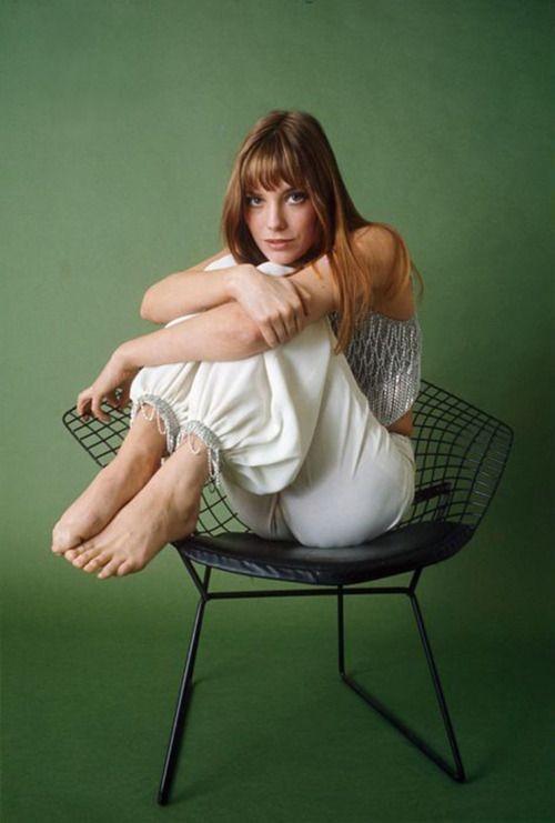 Jane Birkin: Hollywood Women, Janebirkin, Vintage Fashion, Chairs, Posts, Style Icons, Birkin Style, Bertoia Diamonds, Jane Birkin