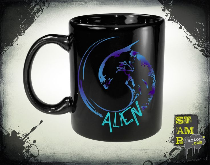 Alien (Version 03) 2014 Collection - © stampfactor.com *MUG PREVIEW*