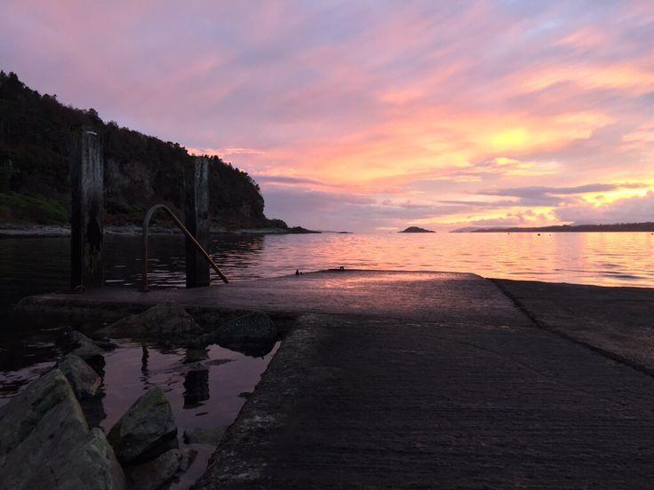 Sunset, Port Appin