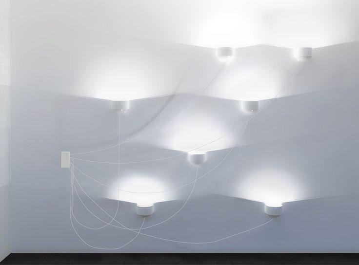 Zo Toi Wall- Lighting Design- White & Single direction