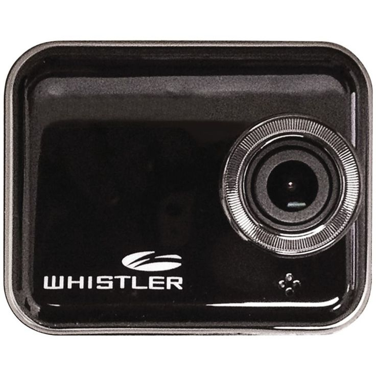 Whistler D19vr 1080p Hd Automotive Dvr With Wi-fi #WHISTLER