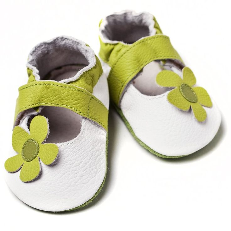Liliputi® Soft Baby Sandals - Kalahari Green