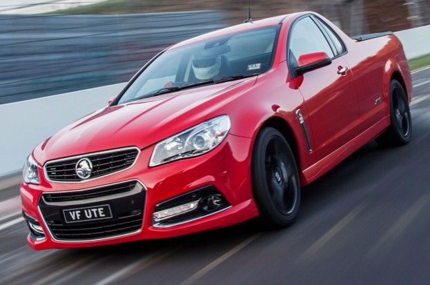 Watch a Holden Ute V-8 Rip Around the Nurburgring - WOT on Motor Trend