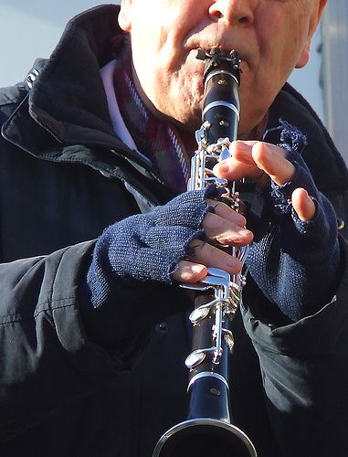 E Flat Clarinet Player 185 best images...