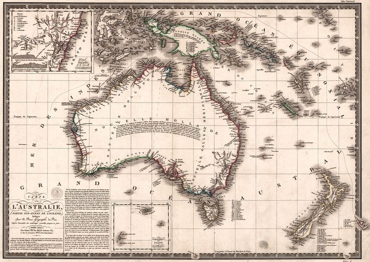 20 best antique maps vintage maps art prints images on antique map of australia old vintage 1826 fade resistant hd print or canvas gumiabroncs Gallery