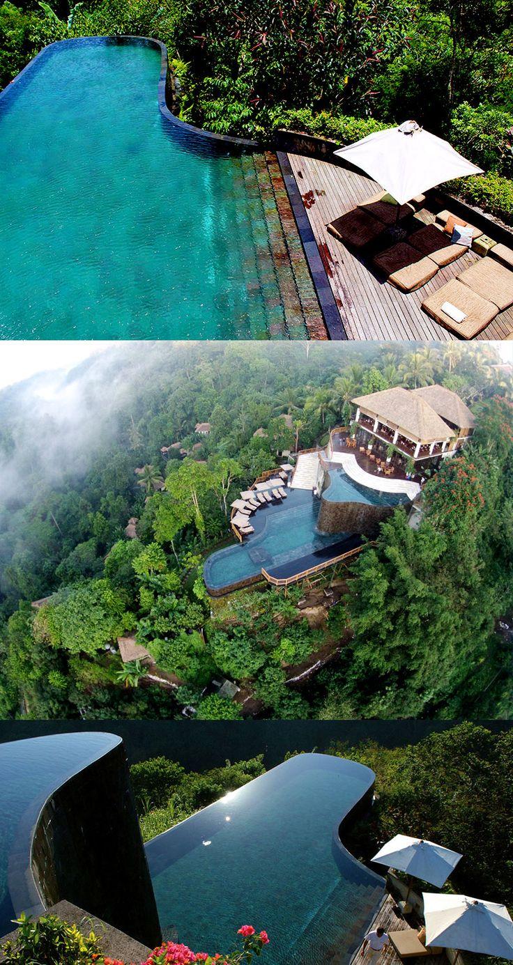 Hanging Gardens Ubud E Un Hotel Da Sogno Che Si Trova Sullisola Di Bali