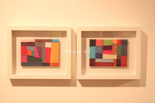 조각보 그림되다 - Jogakbo, Framed [2편] : 네이버 블로그