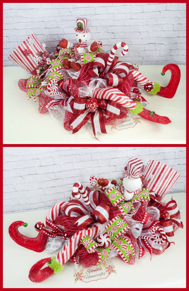 Ideas about peppermint christmas decorations on