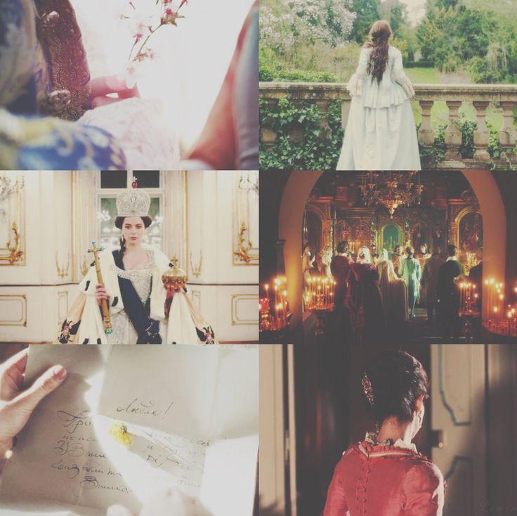 Sophie Auguste Friederike von Anhalt-Zerbst-Dornburg — Ekaterina II Alexeevna aesthetic #Russia #history