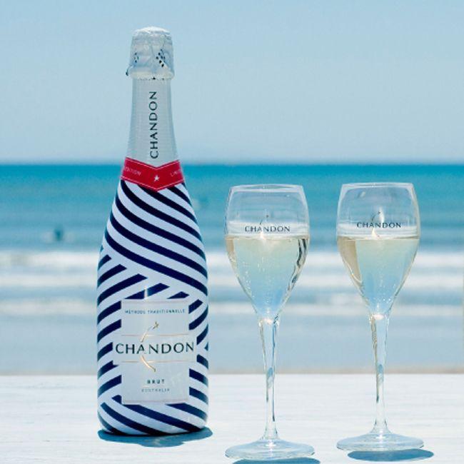 東京湾の夜景と夏限定スパークリングワインを楽しむ「シャンドン サマー クルーズ」