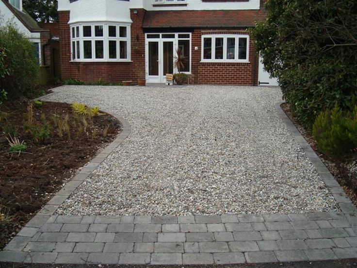 Best Gravel For Driveways Stone : Best gravel driveway ideas on pinterest