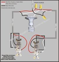 3 Way Switch Wiring Diagram For More Great Home Improvement Tips Visit