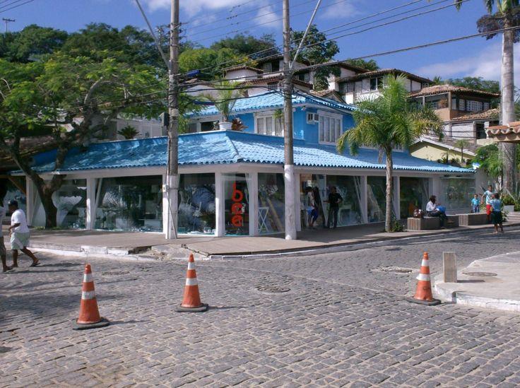 Buzios _ Brasil : Rua das Pedras