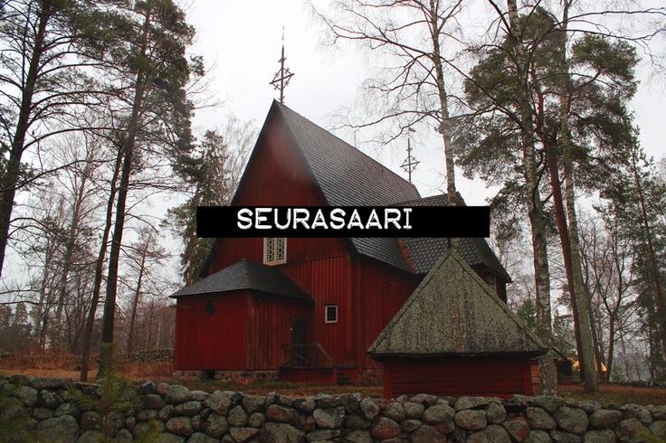 Seurasaari open air museum island / Helsinki