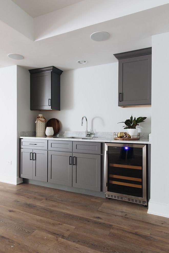 20 Kitchen Basement Ideas Basement Kitchenette Bar Picture Cost Smallspaces Builtins Countert Kitchen Remodel Small Grey Kitchen Designs Kitchen Design