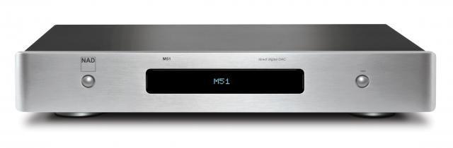 M51 Direct Digital DAC - Front