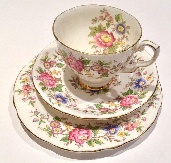 Description Royal Stafford China British Made In England A Tea