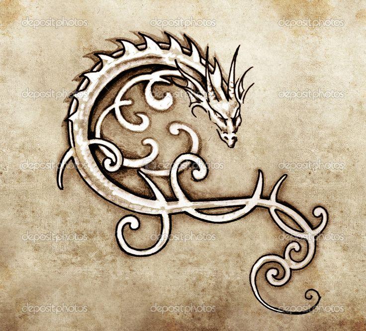 japán sárkány rajzok - Google-keresés
