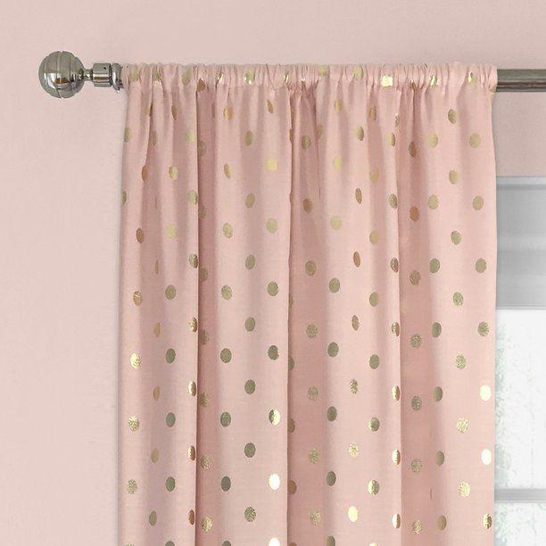 09460d758e40e204f479d6feafc07221 - Better Homes & Gardens Metallic Foil Trellis Curtain Panel