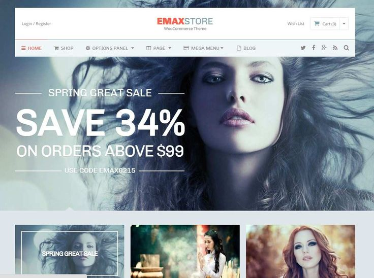 Sales! 9$ with coupon: eMax9Dollar for this new and premium ecommerce theme from MyThemeShop!  Features: Responsive WooCommerce Retina Font Icons Parallax slider Unique product slider widget Related product carousel Social Media Integration    #sales  #webdesign  #wordpress  #ecommerce  #business  #design  #digital  http://goo.gl/hu9tjT