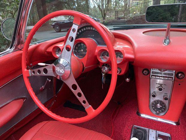 1958 Chevrolet Corvette In 2020 Chevrolet Corvette Corvette Chevrolet