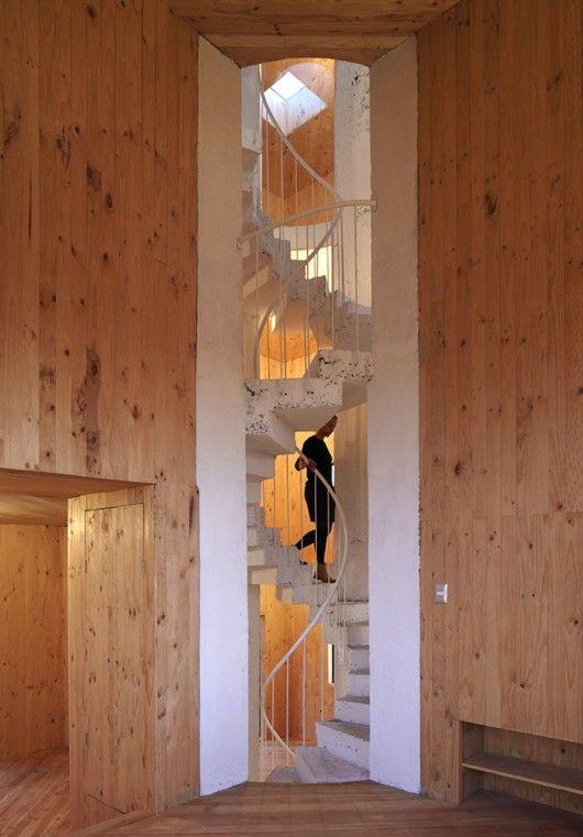 Gago-Haus / Pezo von Ellrichshausen ellrichshausen
