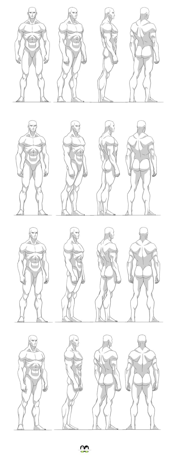 Art of Masters of Anatomy* • Purchase | (http://mastersofanatomy.com/paypal) ★ || CHARACTER DESIGN REFERENCES™ (https://www.facebook.com/CharacterDesignReferences & https://www.pinterest.com/characterdesigh) • Love Character Design? Join the #CDChallenge