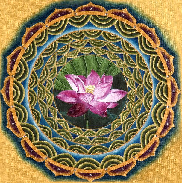 17 best images about reiki healing mind spa lotusbloem on for Cuadros mandalas feng shui decoracion mandalas