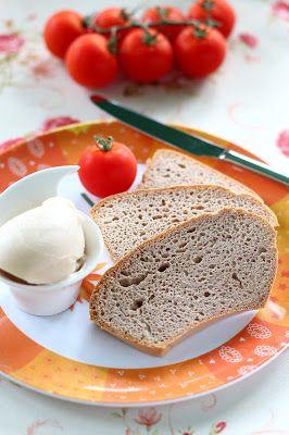 Szénhidrátszegény puha kenyér (paleo)
