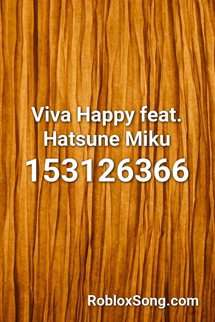 Pin By Courtney On Roblox Ids Hatsune Miku Roblox Music Codes Hatsune