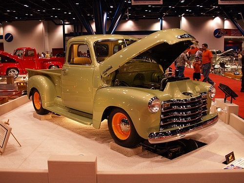 Cool Cars classic 2017: Houston Texas 50th Annual O'Reilly Auto Parts Autorama November 26 2009 Ge...  Pickup's Check more at http://autoboard.pro/2017/2017/04/09/cars-classic-2017-houston-texas-50th-annual-oreilly-auto-parts-autorama-november-26-2009-ge-pickups/