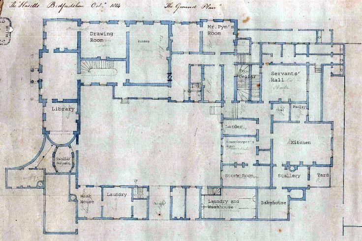 White House West Wing Floor Plan Georgian Interiors