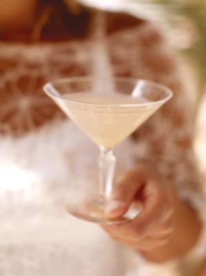 Lemon Grass Martini / Drinkar ~ Recept | Leila Lindholm (leila.se)