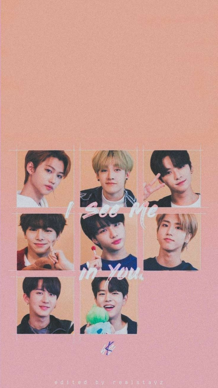 Skz Ot8 Stray Kids Ot8 In 2020 Kinder Tapete Hintergrundbilder Iphone Bilder