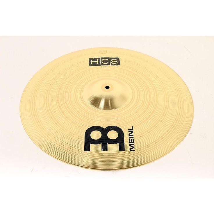 Meinl HCS Ride Cymbal 20 In 888365990927