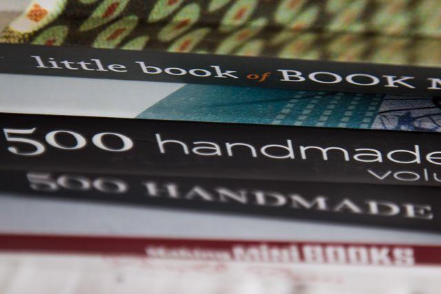 Boeken over boekbinden